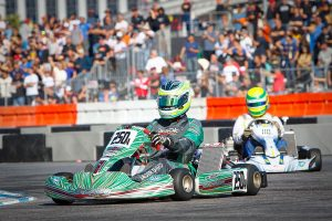 Renato David was given the victory in X30 Master (Photo: On Track Promotions - otp.ca)