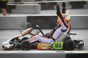 Robert Marks scored the inaugural S4 Super Master SuperNats victory and Pro Tour title (Photo: On Track Promotions - otp.ca)