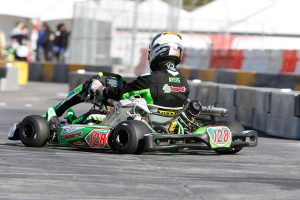 Everyone is chasing AJ Myers in the S1 division (Photo: On Track Promotions - otp.ca)