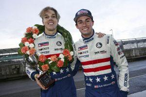 Oliver Askew and Kyle Kirkwood (Photo: Jack Mitchell/JAM Motorsport Photography)