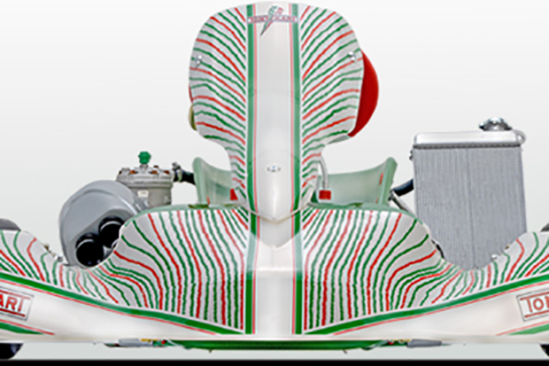 New Tony Kart Chassis for 2017 – eKartingNews.com