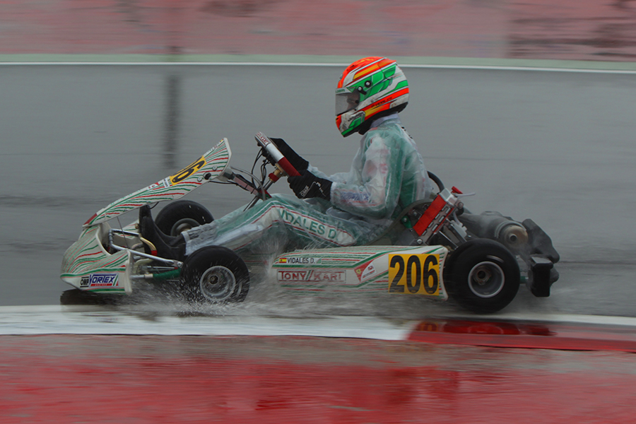 Tony Kart: Podium for Vidales – eKartingNews.com