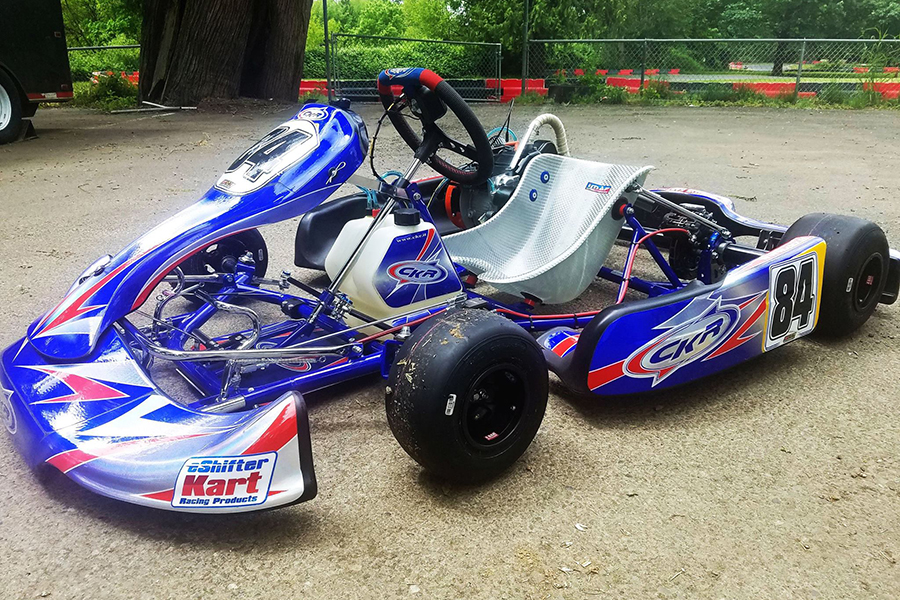 Aside From Six Sd Machines Eshifterkart Also Looks To The Grroots Level Of Sport With Their Ckr Briggs 206 Package Photo