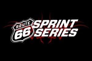 Route 66 Sprint Series logo