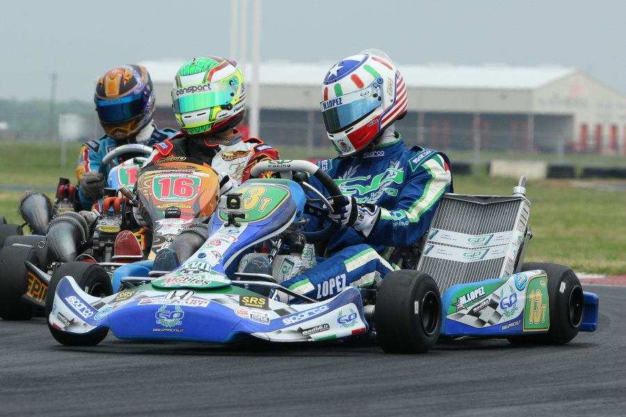 Dallas Karting Complex >> Record Numbers for Opening Weekend of Texas ProKart ...