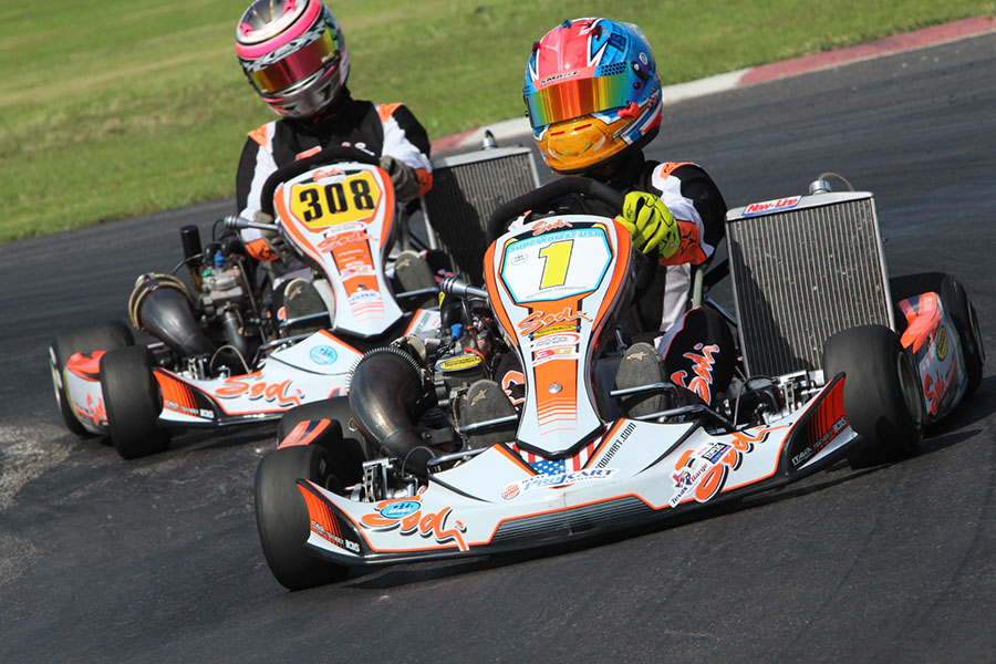 Dallas Karting Complex >> Familiar Names On Top Of Podium At Dallas Karting Complex