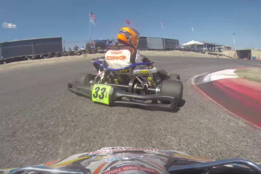 EKN TV: California ProKart Challenge – Adams Motorsports Park – Darren Elliott