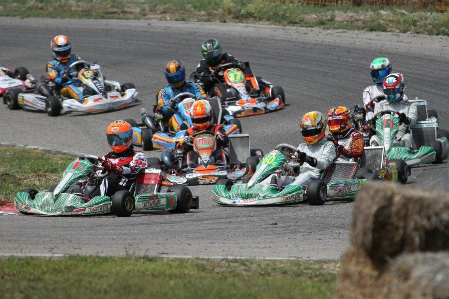 California ProKart Challenge Heads to Adams Motorsports Park