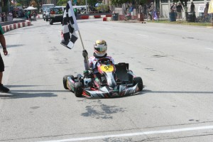 Scott Hargrove became the fourth different Canadian driver to win at RIGP, besting the TaG Senior field (Photo: EKN)