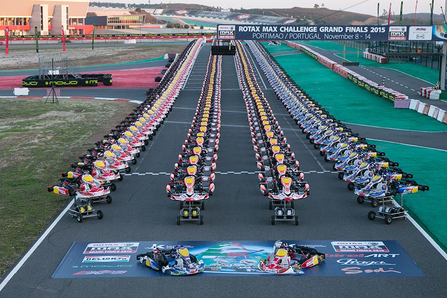 Rotax Max Challenge Grand Finals Monday Report