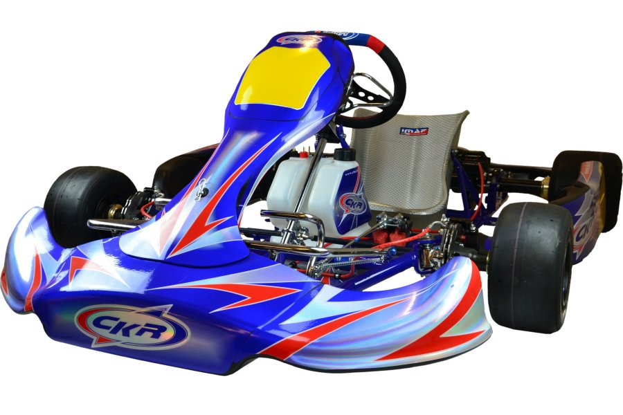 eShifterKart Adds Eastern Dealer for CKR Chassis ...