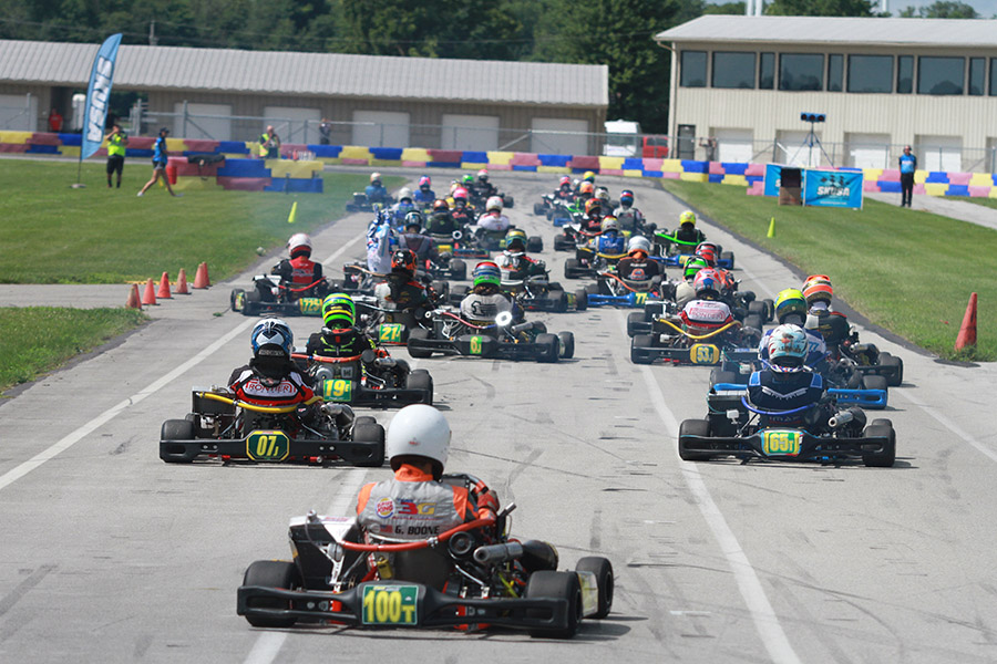 From the Tower: 2016 Superkarts! USA Pro Tour SummerNationals