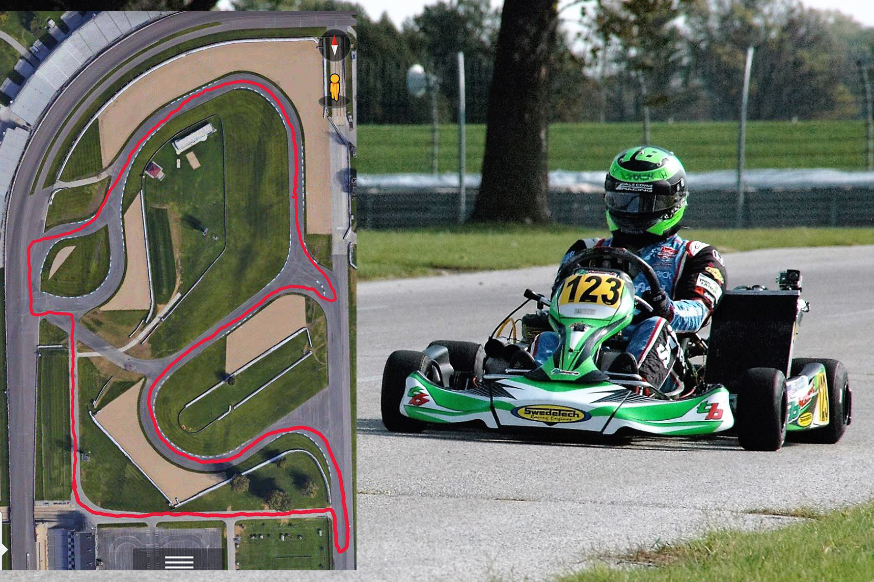 Kart race in planning stages for indianapolis motor for Indianapolis motor speedway indianapolis in
