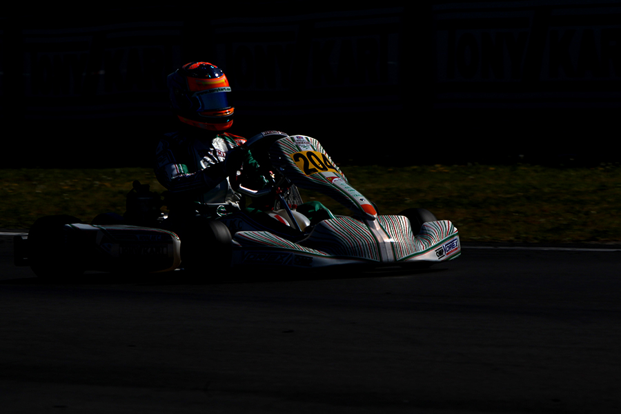 Tony Kart Racing Team: Novalak WSK Super Master Champion ...