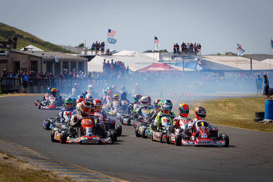 From the Tower: 2017 Superkarts! USA Pro Tour SpringNationals