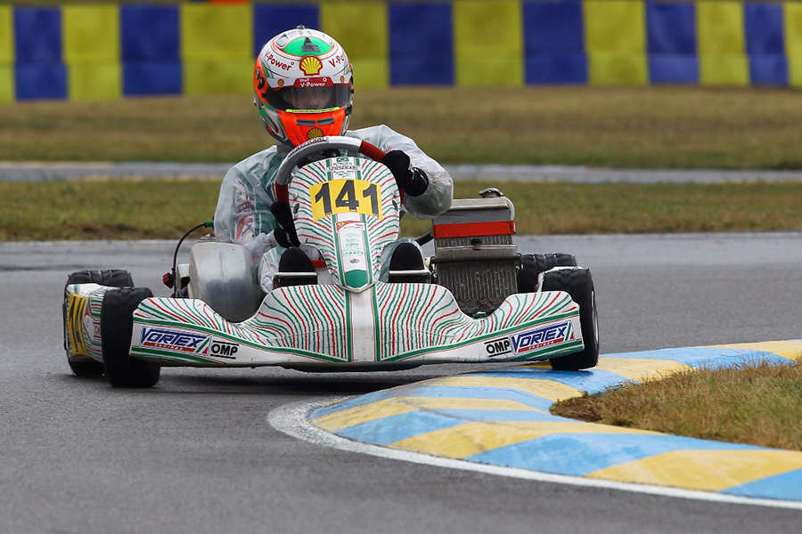 tony kart le mans filed already ekartingnews. Black Bedroom Furniture Sets. Home Design Ideas