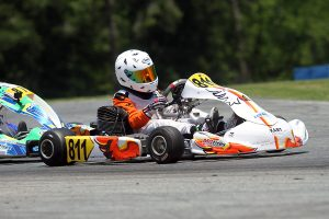 Two in a row for Brent Crews in the KA100 Junior division (Photo: EKN)