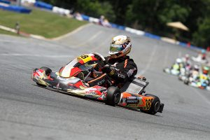A first series victory for Scott Kopp in the X30 Masters class (Photo: EKN)