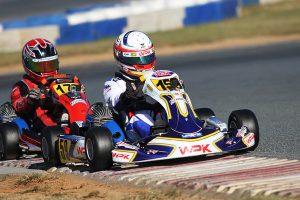 Three wins now for Max Garcia in Mini Swift (Photo: EKN)