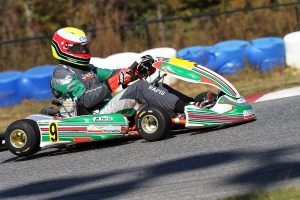 A sweep on the day for Max Papis in X30 Masters (Photo: EKN)