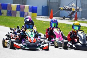 Two wins on the weekend in Briggs 206 Sportsman for Ava Hannsen