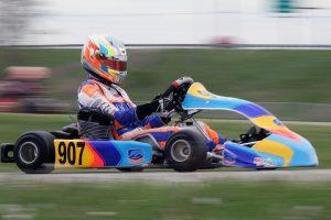 A dominating performance on Sunday in KA100 Senior by Arias Deukmedjian
