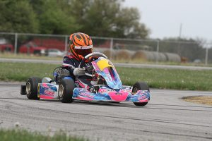 A perfect weekend with a second victory in Micro Swift for Augustus Toniolo