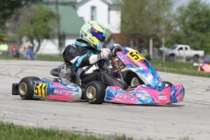 Four different winners on the year in X30 Masters with Mario Barrios leading the standings (Photo: EKN)